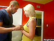 Lexi Swallow & Karlo Karrera In My Wife Shot Friend