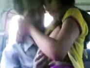 Hot Muslim Girl Desperate Sex With Boyfriend In Car..
