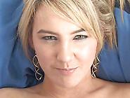 Cutie Blonde Katiek Is Posing On The Cam