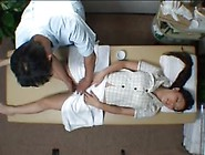 Awesome Japanese Massage Turns Into Rough Sex