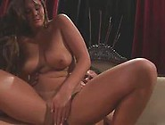 Cute Faced Babe Alison Tyler Licking Dudes Fingers To Seduce Him