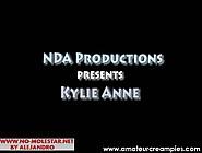 Amateur Creampies Kylie Anne