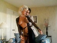 Incredible Interracial Retro Video With Buck Adams And Jamie Gil