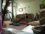 Hidding Cam,  Algerian Couple