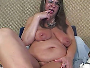 Dirty Talking Granny With Big Tits And Meat Pussy Lips Is Waitin
