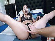 Cute Bitch,  Katana Kombat Likes To Suck Her Horny Lover'S Hard T