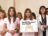 Incredible Japanese Chick Jun Mamiya,  Juria Tachibana,  Maki Take