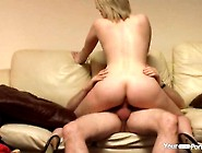 Creampie From A Guy Twice Her Age!