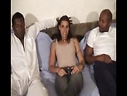 Shane Diesel's Fucking Adventures,  White Slut Penetrated By 3 We
