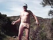 More Outdoor Cock Slapping