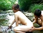Yumi Kazama And Me In Village By Saamba