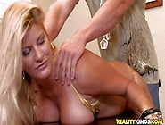 Robbye Bentley Is A Slutty Blond-Haired