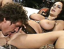 Busty Taylor St Claire Loves To Take A Shaft In Her Pussy From B