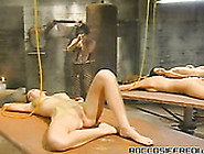Horny Cross Dresser Licks Juicy Pussy Of Busty Raven Haired Slut