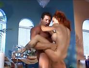 Big Titty Redhead Gets Her Tight Twat Drilled