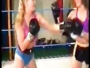 London Boxing Claudia Vs Mary