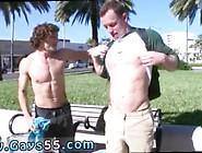 Sebastian's Guys Showering Outdoors And Old Man Sucking You