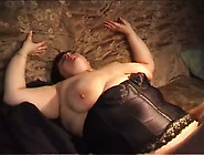 Chunky Bitch With Saggy Breasts Loves Sex From The Back