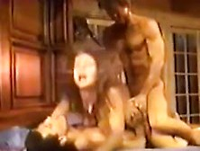 Sheri St.  Claire Threesome With John Holmes And Jon Martin
