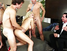 Surprise Surprise And Multiple Creampies For Milf Nina North