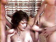 Powerful Blowjob And Energetic Fuck With Bosomy Filthy Whoes
