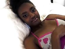 First Time Ebony Teen
