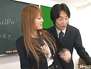 Teacher And Student Fuck Gorgeous Schoolgirl Momo