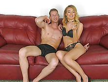 Natalia Starr Is An Elegant Blonde In Need Of A Big Boner
