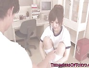 Japanese Teen Pussy Stimulated With Toys