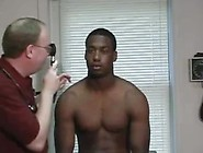 Male Physical Examination - College Football Player #1