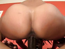 Kinky Asian Hooker Rides On A Schlong