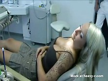 Dentist Takes Advantage Of Unconscious Girl (Fake,  But Still Sex