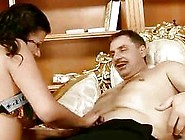 Latina Teen Fucking With Grandpa