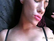Amateur Shaved Pussy Banged And Cummed