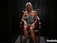 Payton Hall Hot Cougar In A Gloryhole Booth Giving Blowjobs To Y