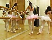Hot Ballet Girl Orgy