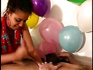 Party Amateur Teens Blowjob Cumshot
