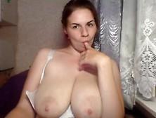 Webcam Big Boobs And Areolas 12