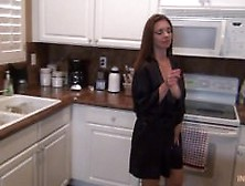From Look4Milf. Com Not Mom In Kitchen With Not Son