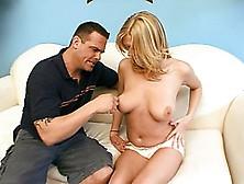 Victoria Vonn Likes Using Her Big Natural Tits For Titty Fucks