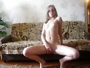 Omegle Sex Young Skinny Teen Girl Play Solo Dildo Anal Webcam