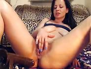Babe Eat Own Creamy Pussy Cum