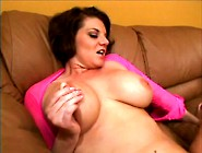Hot Lady Kayla Quinn Smacked With Large Dark Penis