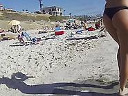 Hot Beach Girls Showing Lots Of Skin Summer 2014