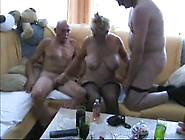 Mature Bisexual Threesome Video