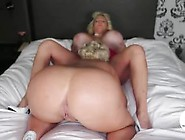 Big Titted Mature Whores Are Pussy Licking In Bed