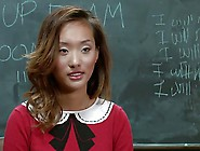 My New Girl Alina Li And Her First Job-By Packmans