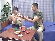 Drunk Brother And Sister Fucks While Parents Not Home