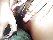 Sexy Ebony Amateur Girl Hot Masturbation