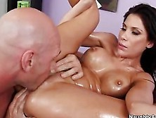 Aleksa Nicole And Johnny Sins